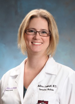 Dr  Melissa Campbell | CHRISTUS Health-Texas A&M-Spohn